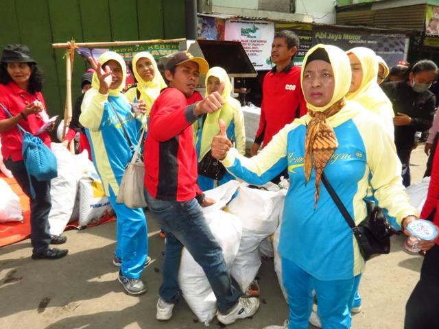 Warga Bojongsoang Galakkan Program PARTO