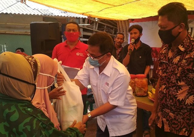 Paket Bantuan Covid 19 PMI Kabupaten Bandung